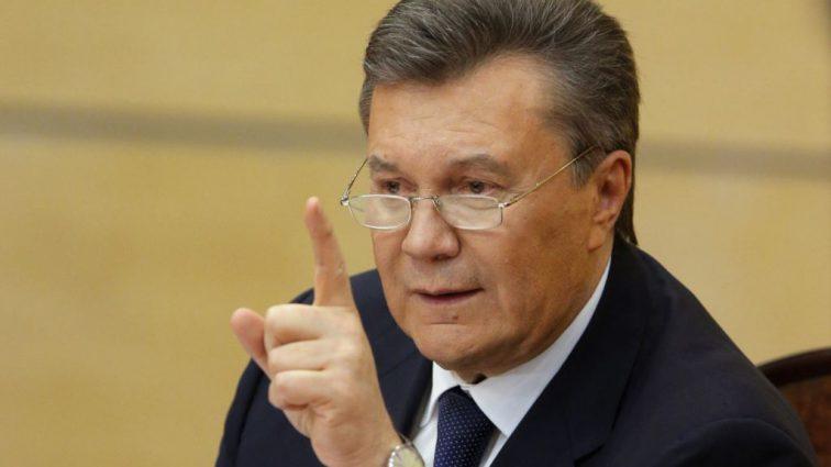 «Он был написан под диктовку власти»: Янукович о приговоре Оболонского райсуда