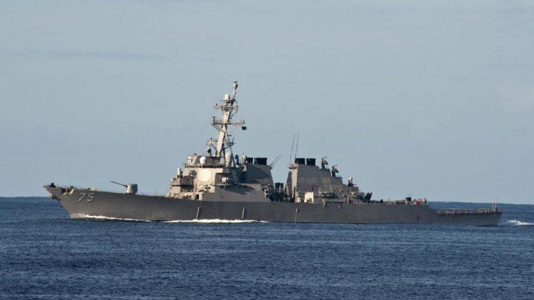 Охранять и угрожать: для чего эсминец США зашел в Черное море