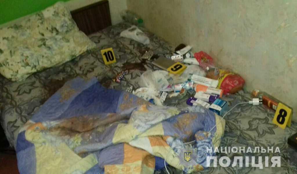 Бабушка нашла внука мертвым Трагедия в Харькове подняла на уши весь район