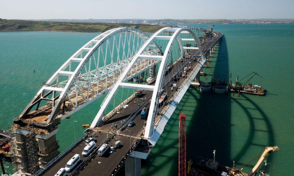 Обрушение Крымского моста повлечет катастрофу! Тука сделал тревожный прогноз