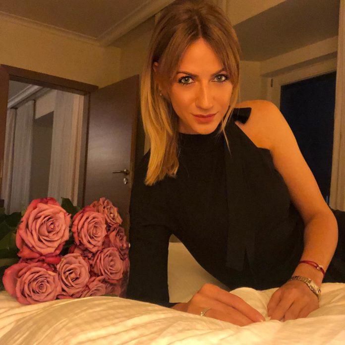 Сразу после расставания с бойфрендом, Леся Никитюк отправилась в путешествие с хорошим другом