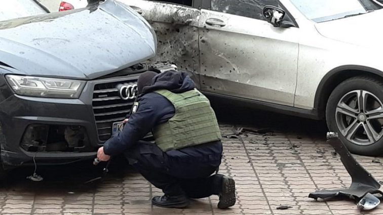 «Мечты недоеденных снегирей не осуществились» Турчинов прокомментировал возможный взрыв своего автомобиля