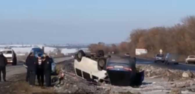 Роковая ДТП под Харьковом: На бешеной скорости перевернулась четыре автомобиля, есть жертвы