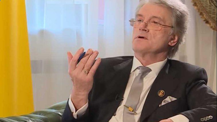 «Нация терпил» Ющенко сделал неожиданную заявление. Причем здесь россияне?