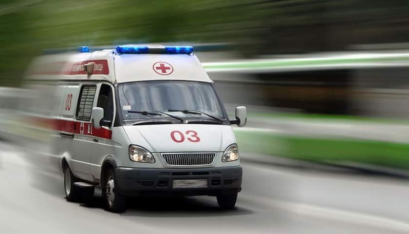 На Львовщине из маршрутки на ходу выпал мужчина: он в реанимации в тяжелом состоянии