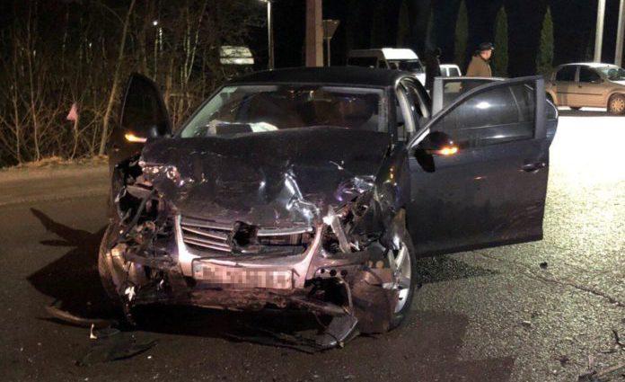 Серьезное ДТП на Львовщине: пятеро пострадавших с тяжелыми травмами