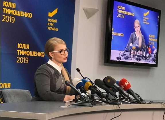 «Тупой и еще тупее»: Юлия Тимошенко жестко прошлась по Порошенко и Луценко
