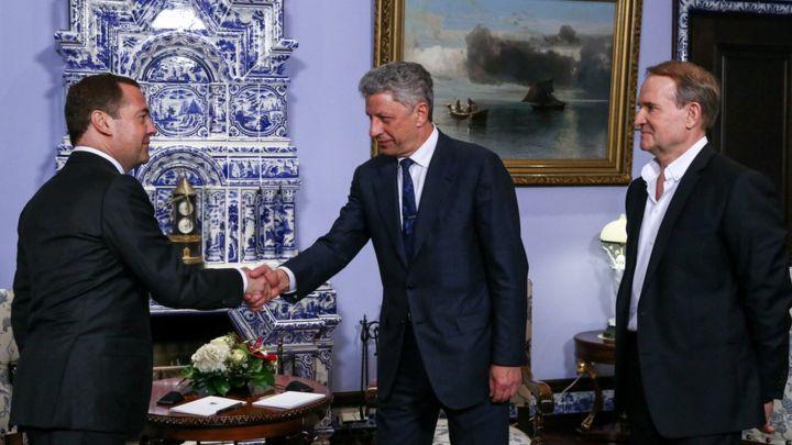 Это отвратительно! Бойко и Медведчук улетел «на поклон в Москву»: в СБУ сделали срочное заявление