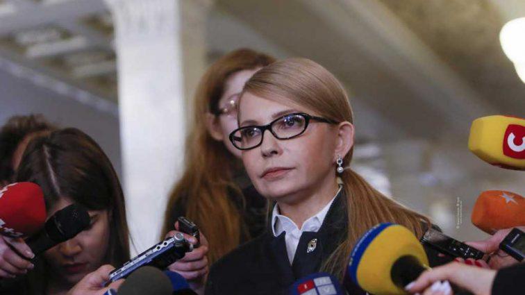 «Тарифная монополия»: Люди Тимошенко сотрудничают с Новинским