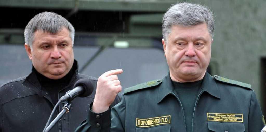 «Любит контролировать абсолютно все» Арсен Аваков впервые рассказал о своем конфликте с Порошенко