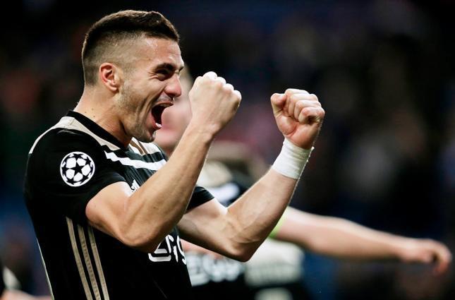 Тадич признан лучшим игроком недели в Лиге чемпионов