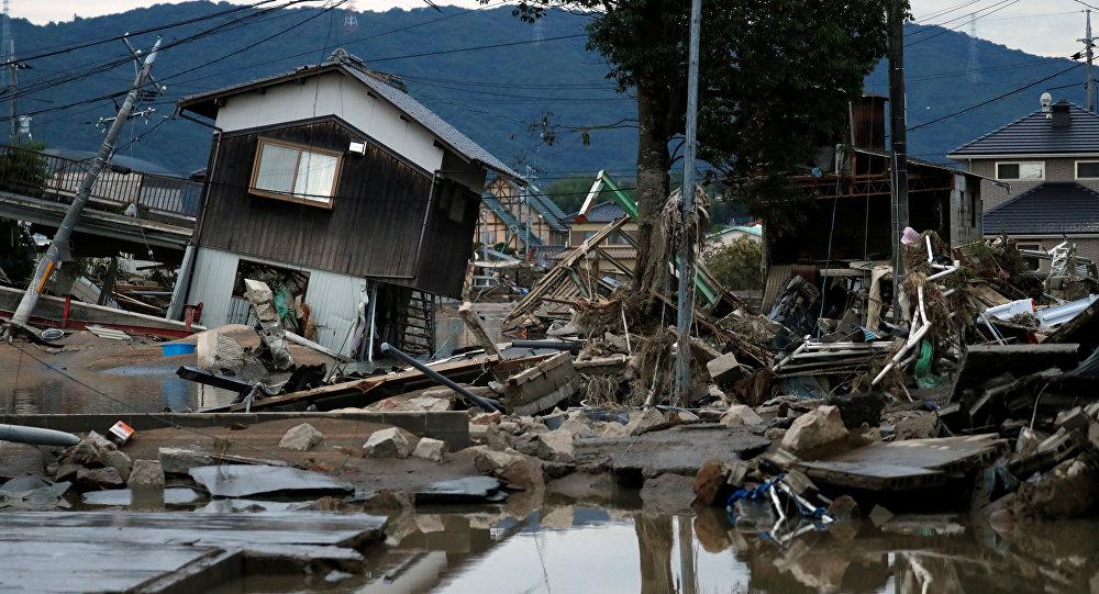 Сильное наводнение в Бразилии унесло жизни уже 11 человек, среди них дети