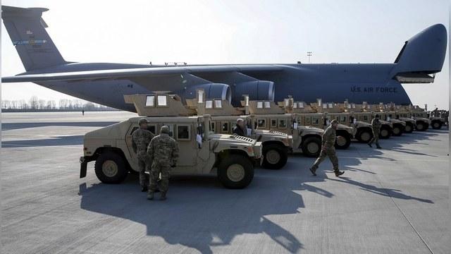 Военная техника и база США в Польше! Мощный ответ России не заставил себя ждать