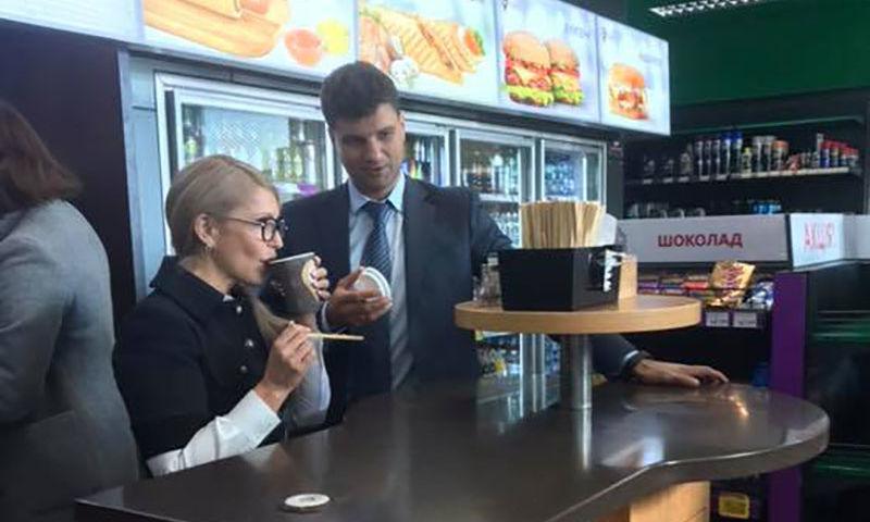 «Еще так никто не позорился»: Юлия Тимошенко и «хот-дог» вызвали небывалый резонанс в Сети