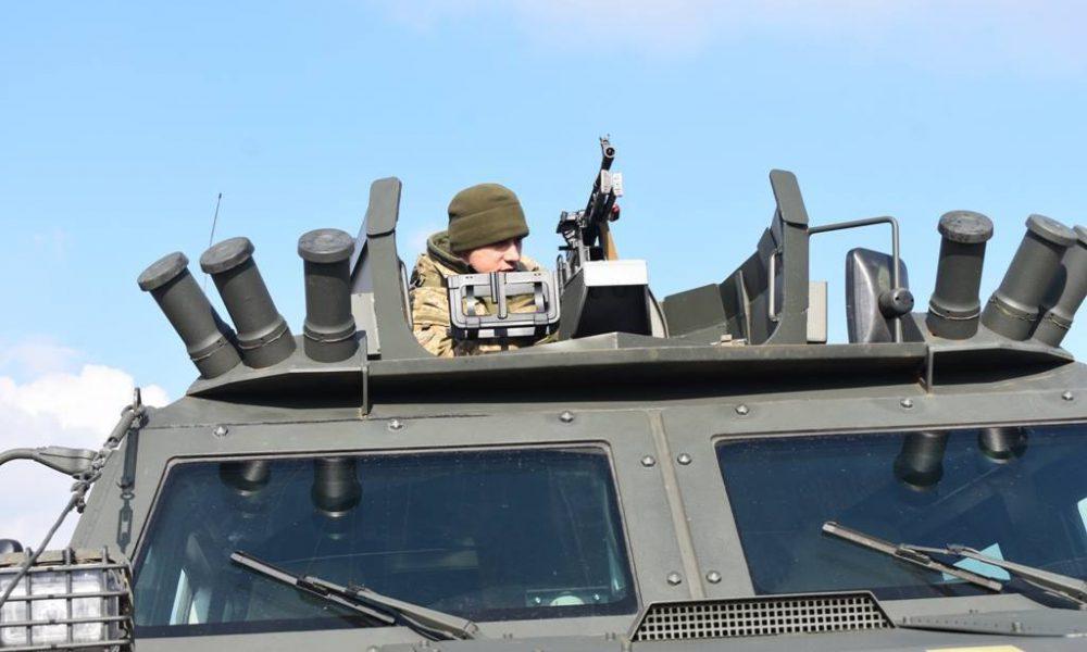 Гроза террористов: ВСУ «оседлали» сверхмощную боевую технику