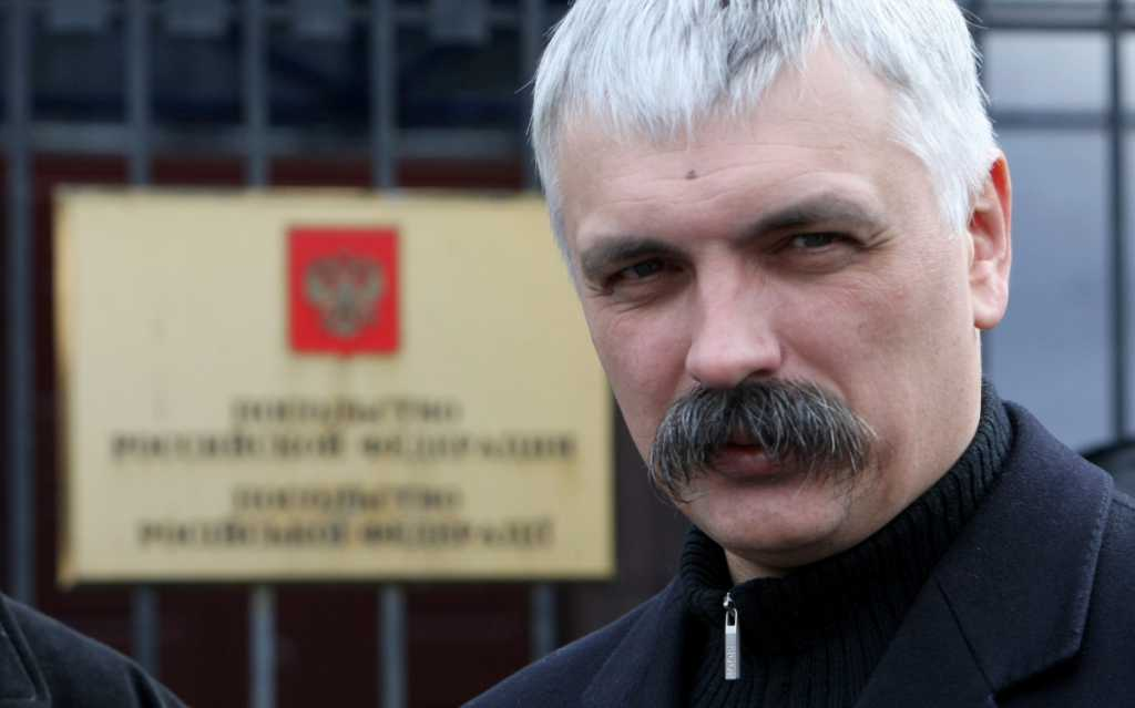 Стоять и слушать, что скажут люди с автоматами»: Корчинский сделал провокационное заявление