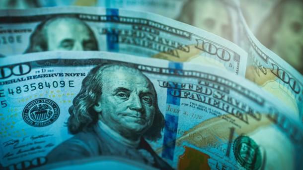 За последнюю неделю гривна укрепилась: цена доллара