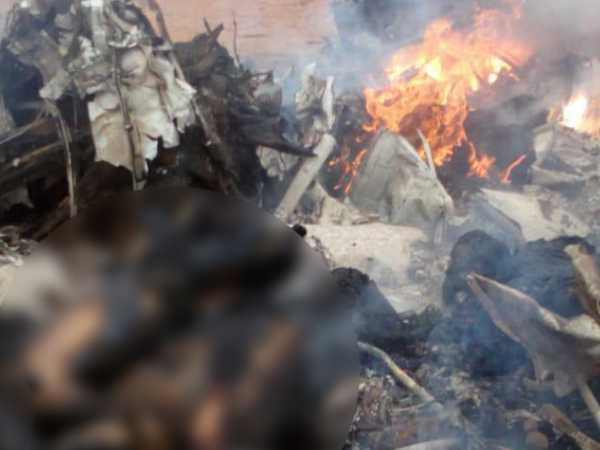 «После падения самолет сгорел»: Известный политик погибла в авиакатастрофе вместе со всей семьей
