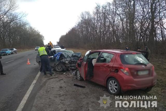 ДТП в Тернопольской области: водители попали в реанимацию с тяжелыми травмами.