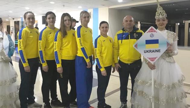 Украинские девушки завоевали три места в международном турнире по боксу