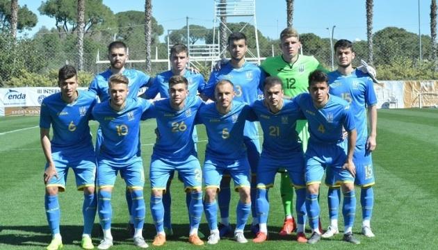 Сборная Украины обыграла Казахстан на турнире в Турции