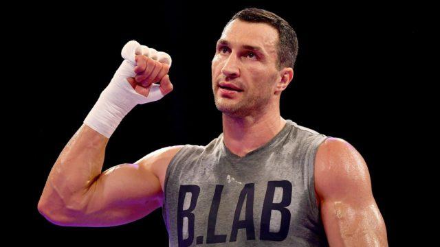 Владимир Кличко планирует возвращение на ринг
