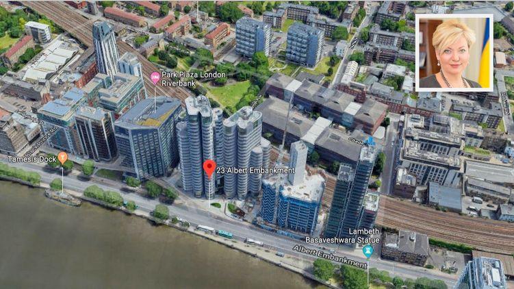 «Маленькая двухкомнатная квартира»: В Сети показали апартаменты Гонтаревой в Лондоне за 200 000 в месяц