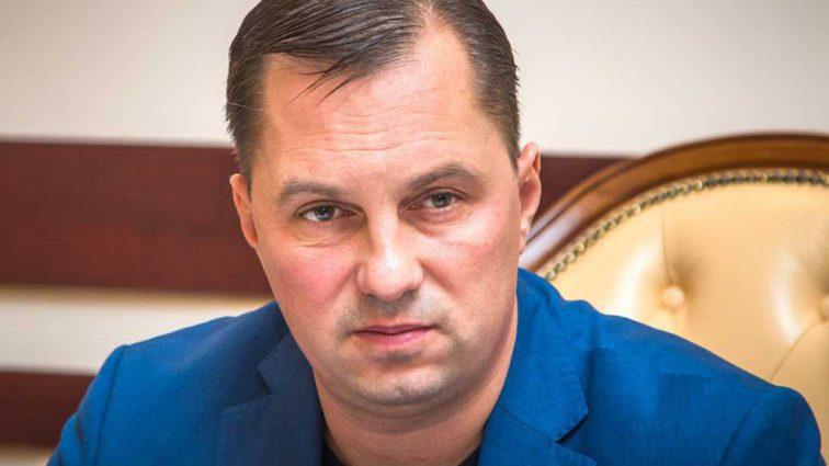 «Мисцэвы миселивци, бл*дь»: Высокопоставленный начальник полиции опозорился своей речью на украинском языке