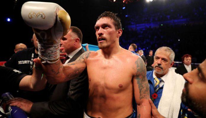 Угрожают лишением титула: WBA обязала Усика защищать пояс чемпиона мира против Лебедева