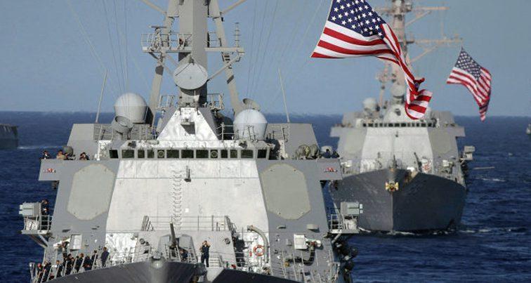 Соединенные Штаты и Великобритания направляют свои корабли! России придется туго