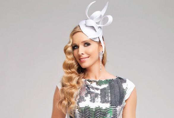 Словно королева! Екатерина Осадчая покорила поклонников нежным образом в шикарном платье