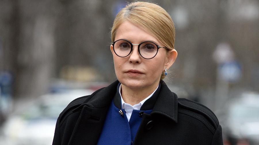 «Закрыть аэропорты, посадить Порошенко и газ по 3.50»: Тимошенко сделала громкие обещания в случае победы на выборах