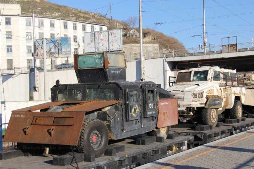 Срочно! РФ привезла джихад-мобили из Сирии в оккупированный Крым: что происходит?