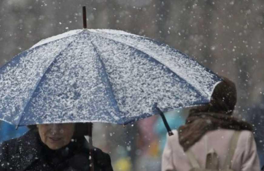 -12 и снег: в первые дни весны Украину ожидает похолодание