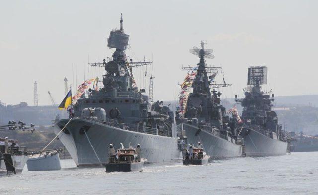 Украина стягивает в Черное море авиацию и военные корабли! Задание будет выполнено