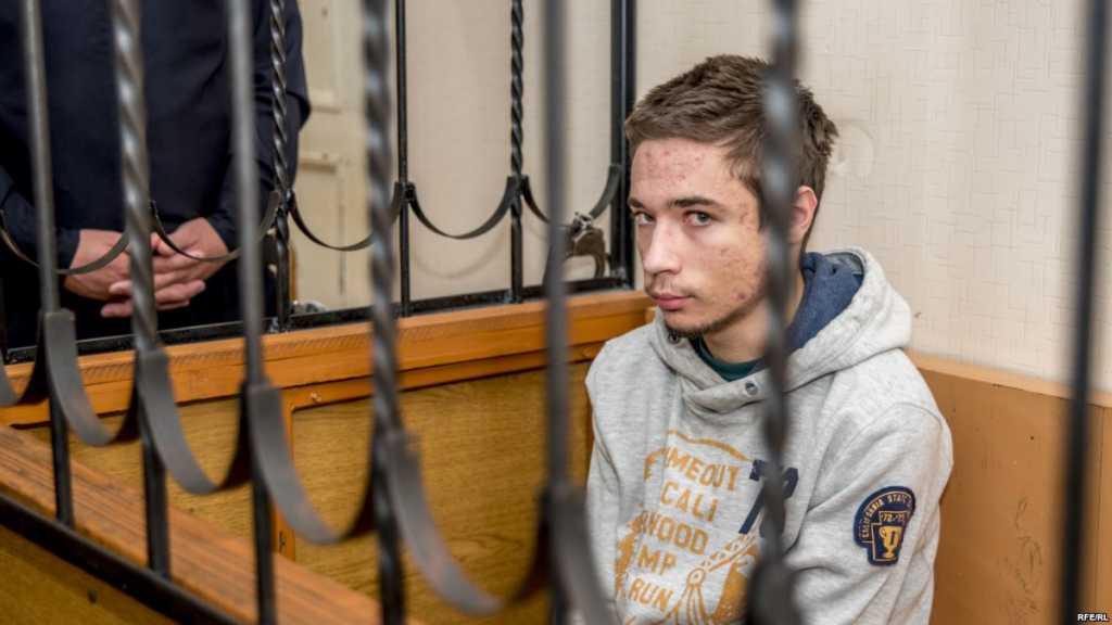 «Признать виновным»: Украинскому политзаключенному Павлу Грибу объявили приговор