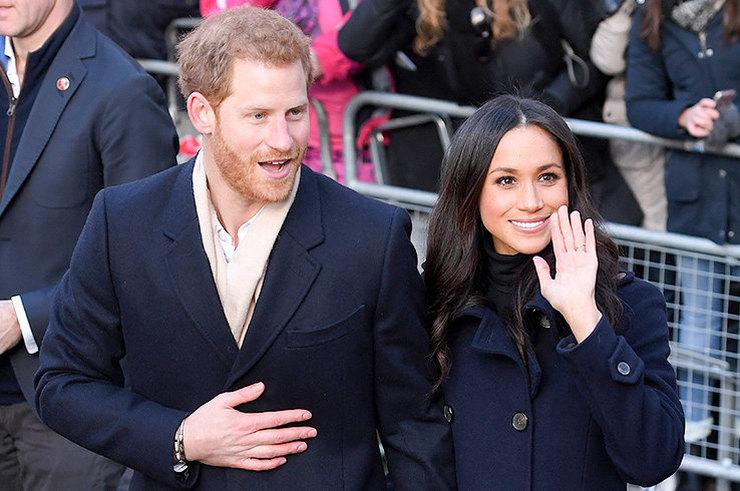«Ему так идет эта роль»: Принц Гарри крестил ребенка. Собралась вся королевская семья