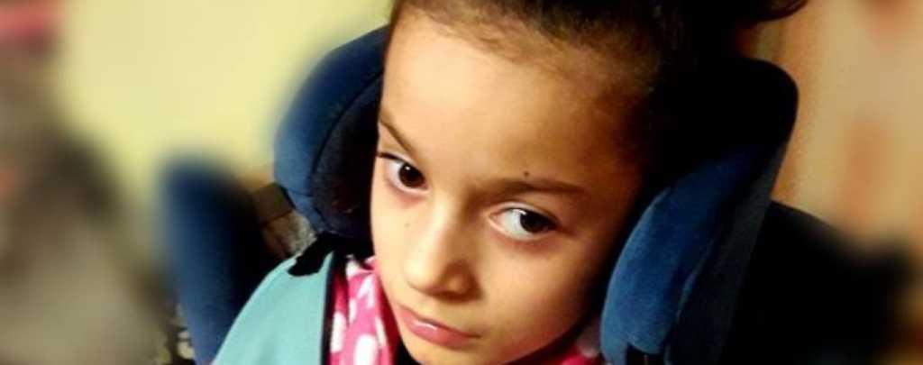 Ребенка ждут в реабилитационном центре: Помогите 9-летней Саше выздороветь