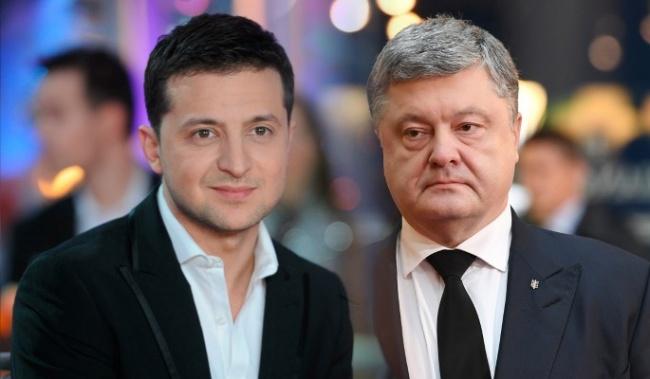 Во второй тур президентских выборов выходят Владимир Зеленский и Петр Порошенко — национальный экзит-пол