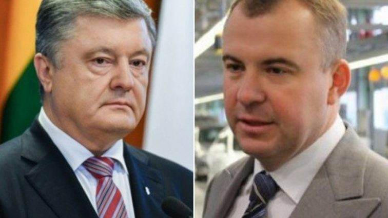 Политическое признание вины Политолог сделал скандальное заявление об увольнении друга Порошенко Гладковского