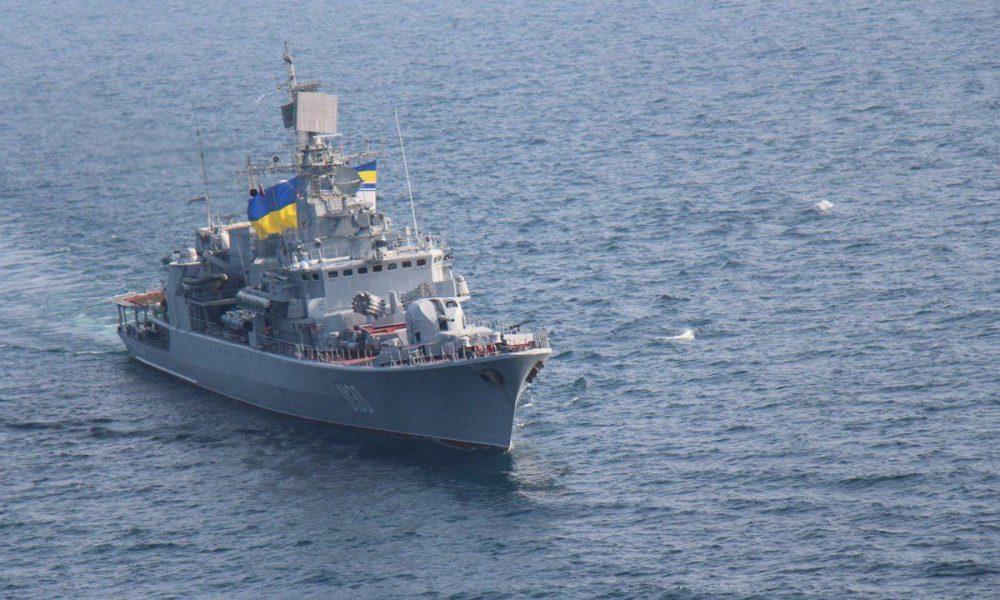Фрегат и ракетный катер! Украинские корабли подняты по тревоге