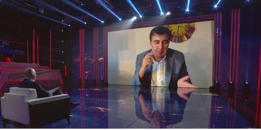 «Крым в обмен на членство в НАТО»: Саакашвили сделал скандальное заявление о Порошенко и анонсировал свое возвращение