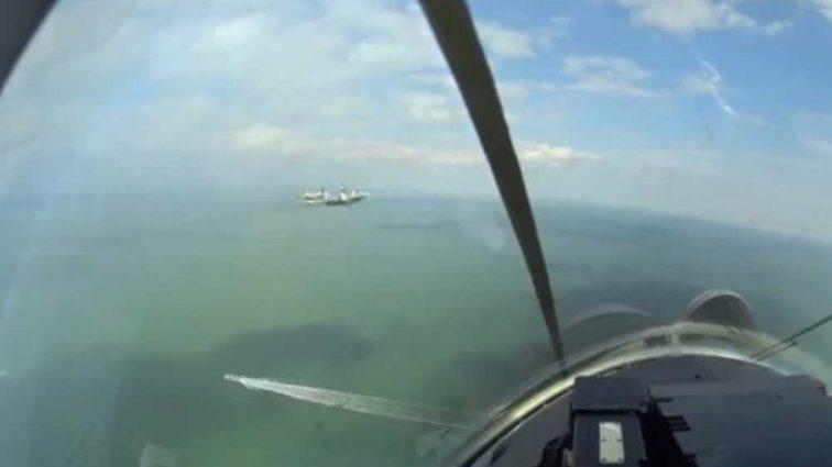 Украина подняла боевую авиацию над Азовским морем: Не единого шанса врагу