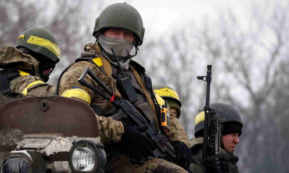 Украинские защитники героически отразили мощный артобстрел оккупантов: мира тебе, Донбасс