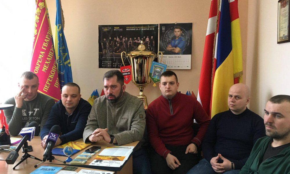 Крик души 51 ОМБР: Срочное заявление атовцов, которые придумали скандальный баннер против Порошенко