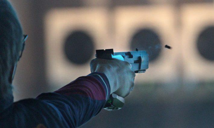 Тройное ДТП в центре Киева: водитель Maserati после столкновения открыл стрельбу