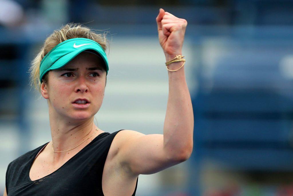 Знай наших: Украинская теннисистка Элина Свитолина попала в топ-5 мирового рейтинга WTA