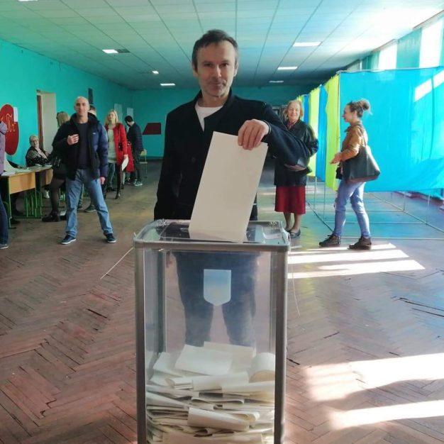 «Я взвесил все за и против»: Святослав Вакарчук сделал заявление
