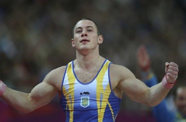Украинский гимнаст Игорь Радивилов выиграл серебряную медаль на этапе Кубка мира в Дохе