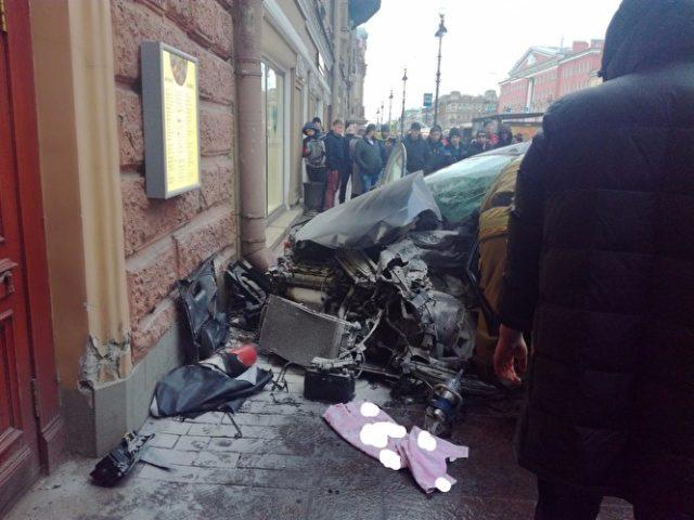 «Осталась куча металла»: «Новая Зайцева» спровоцировала жуткую смертельную аварию